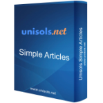 Unisols Simple Articles 4.0.4